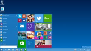 В 2015 г. Microsoft расскажет о возможностях Windows 10