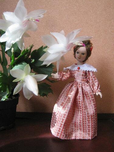 Дамы эпохи №106 - Молли Гибсон