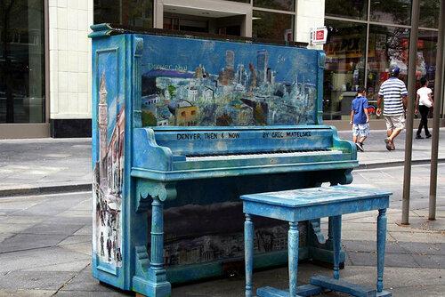 Пианино для всех