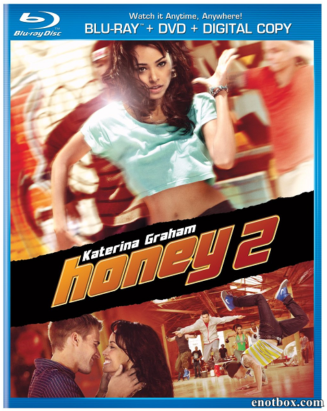 Лапочка 2: Город танца / Honey 2 (2011/BDRip/HDRip)