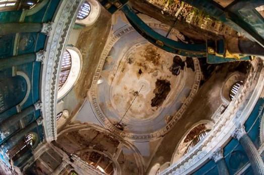 Прогулка по заброшенному храму Казанской иконы Божьей Матери в Яропольце 0 11e852 1cdeb3e8 orig