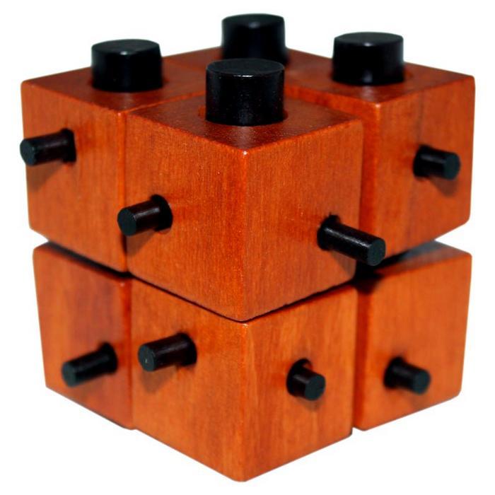 Деревянная головоломка Skill Up Куб Деметры