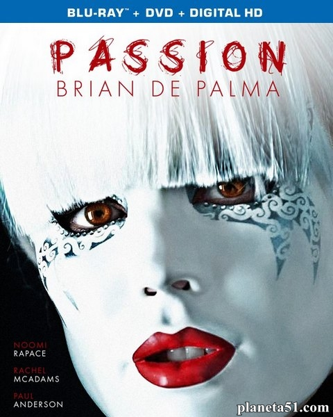 Страсть / Passion (2012/BDRip/HDRip)