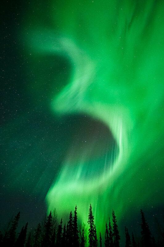 Магический смысл сиянья небес. Северно-полярные сияния!