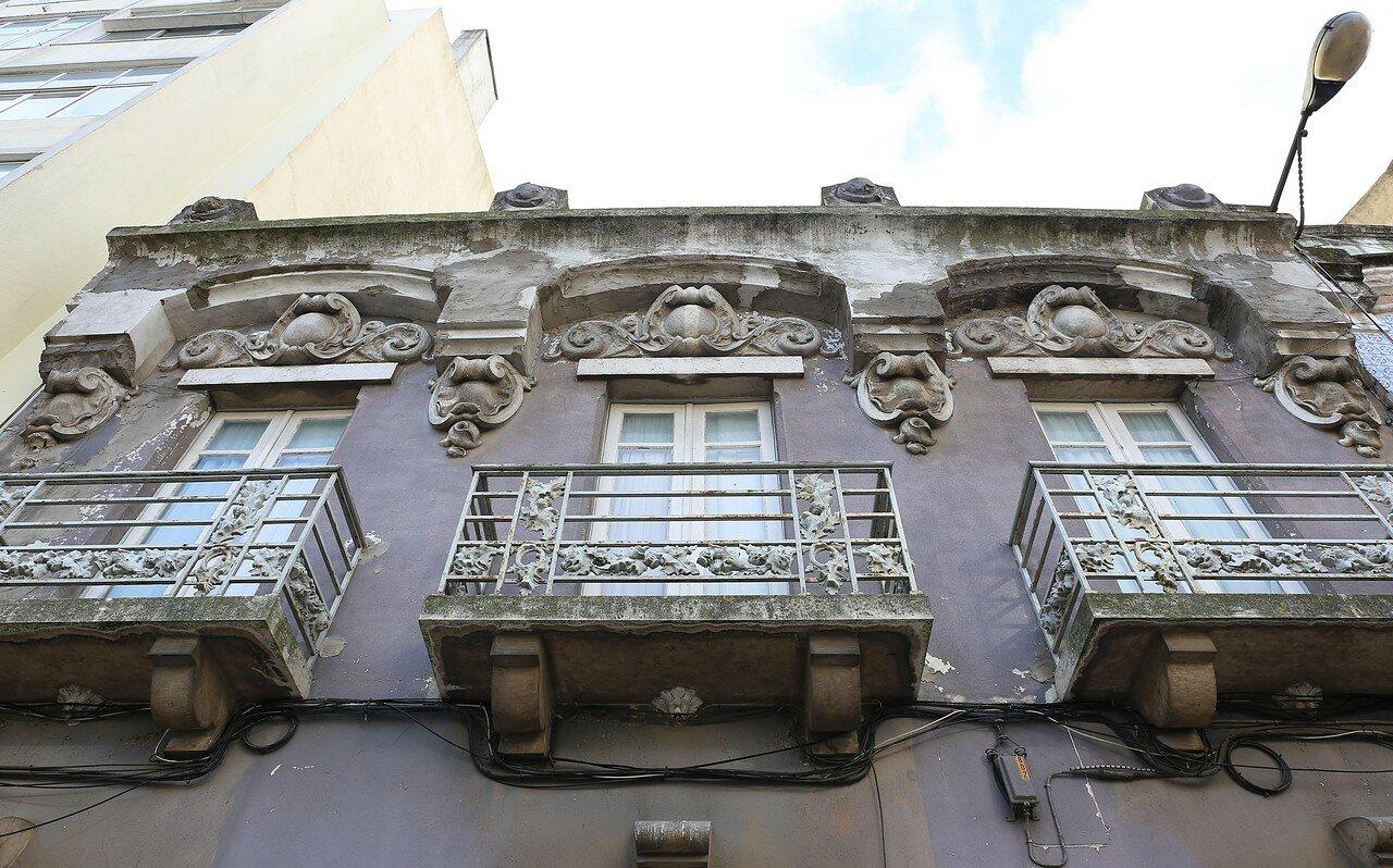 Lisbon. Rua Marquês de Fronteira)