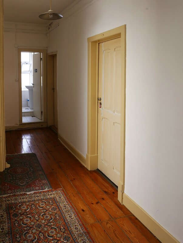 Lisbon. Pension Viriato Rooms