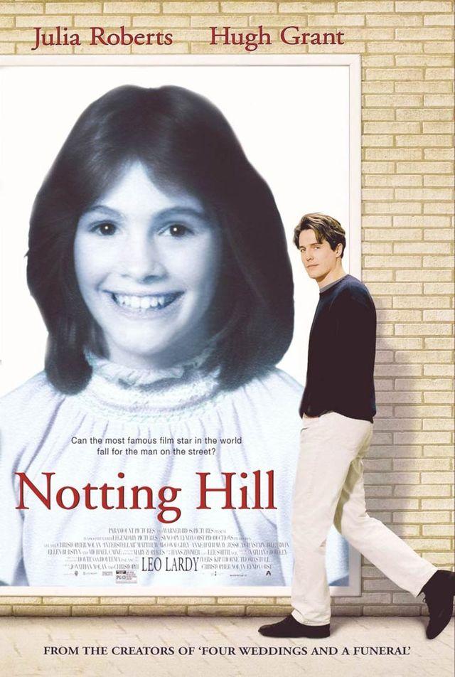 10. «Ноттинг Хилл»