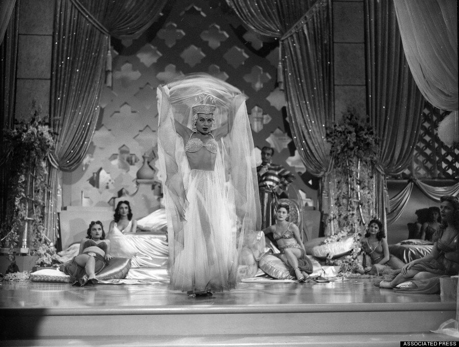 Son Of Sinbad Lili St Cyr  1955