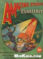 Журнал Amazing Stories Quarterly (Summer, 1930)