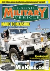 Classic Military Vehicle - Issue 162
