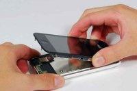 Книга Замена сенсорного экрана мобильного телефона.