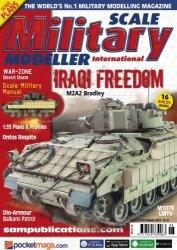 Журнал Scale Military Modeller International №8 2013