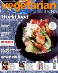 Журнал Vegetarian Living №10 2013