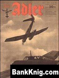 Журнал Der ADLER  № 11 - 2 mai (мая)  1942 pdf 26,3Мб