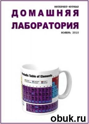 Журнал Домашняя лаборатория №11 (ноябрь 2010)