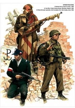 Журнал Osprey Elite 168  - World War II Street-Fighting Tactics