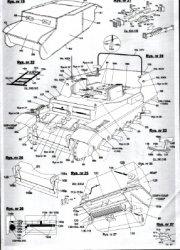 Журнал Самоходное орудие Sd.kfc. 132 Marder II[WAK 8-9 2009]