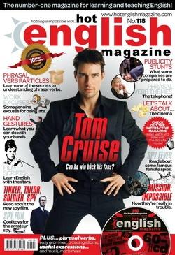 Книга Hot English Magazine №118 + Аудио