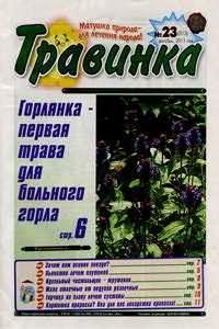 Журнал Травинка №23 2011
