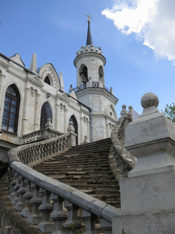 Усадьба Быково - Владимирская церковь