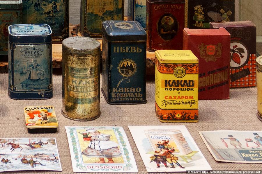 музей истории шоколада в Кирове