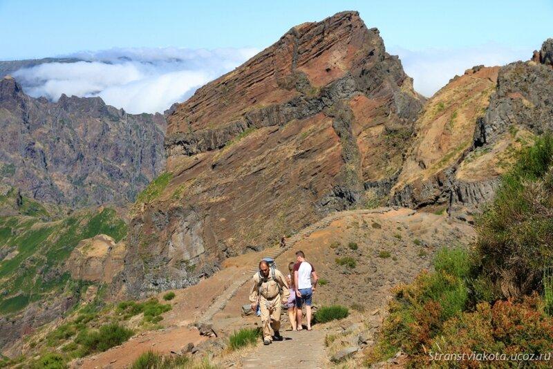 Мадейра, Пик Ариейру