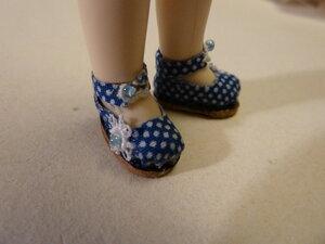 Обувь для беби бона как сделать