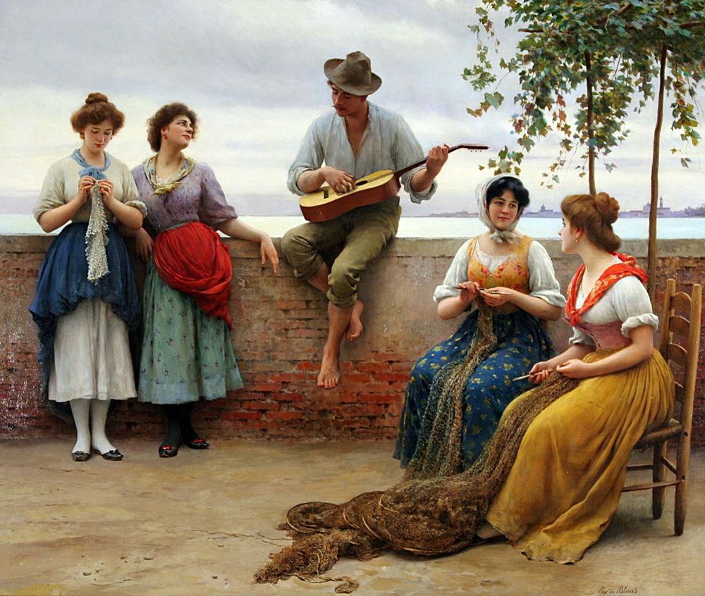 Как соблазнять девушек с помощью гитары