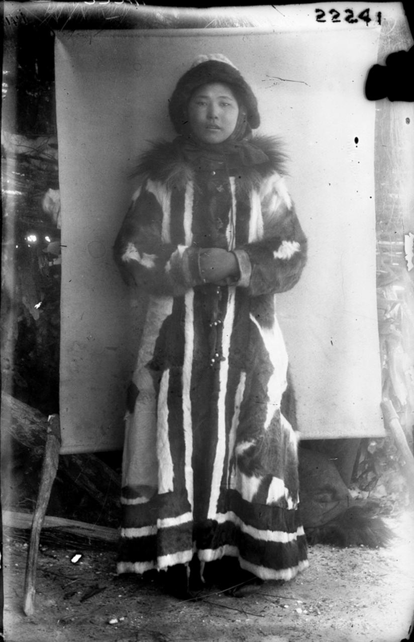 Якутка, 1900