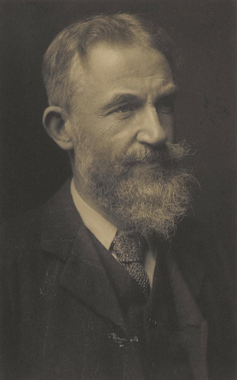 1905. Джордж Бернард Шоу (драматург)