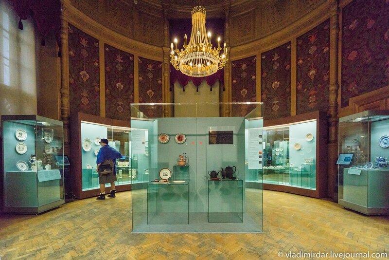 Выставка Английский завтрак в Историческом музее