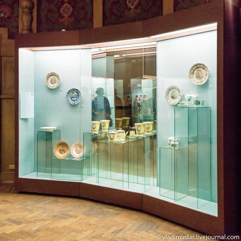 Выставка «Английский завтрак в России. Конец XVIII — XIX век» в Историческом музее