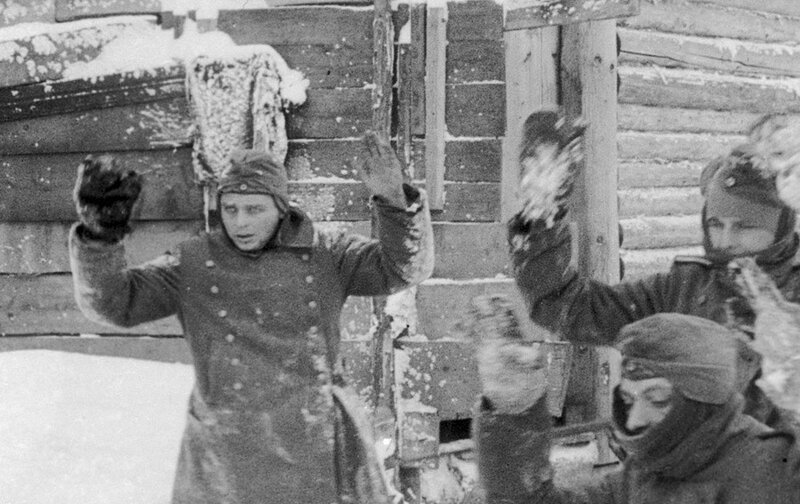 «Красная звезда», 25 ноября 1941 года