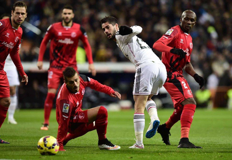 Реал Мадрид Севилья Встречи