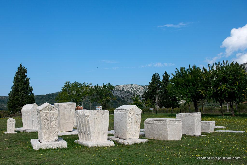 Некрополь Радимля Босния и Герцеговина