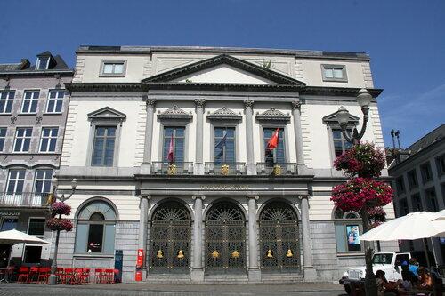 Монс (Бельгия) - культурная столица Европы 2015