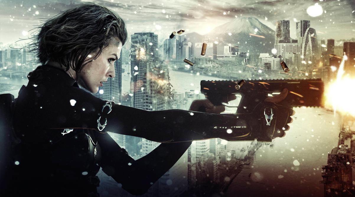 Съемки фильма Resident Evil: The Final Chapter