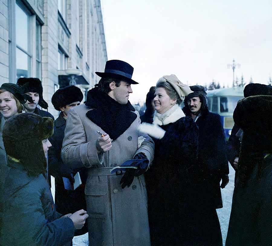 вырезанные сцены сиськи из советских фильмов