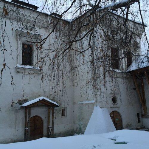 собора Михаила Архангела в Спасо-Андрониковом монастыре