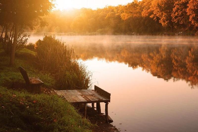 Осенние озера: 30 фотографий 0 145de7 23be661c orig