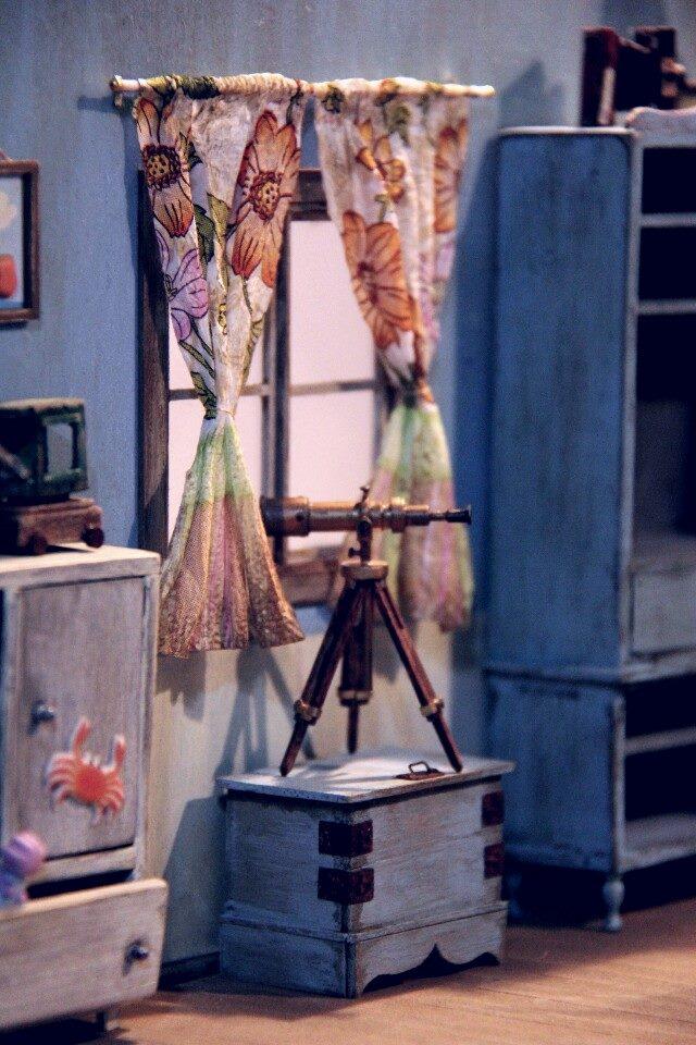 Alamedy Diorama - cоздатель миров, миниатюрных, но суперреалистичных