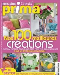 Журнал Prima Hors-Serie Creatif №24 2011