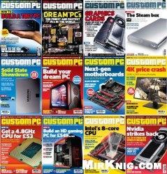 Журнал Custom PC UK Magazine (January-December 2014)