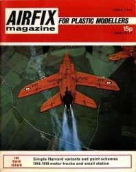 Журнал Airfix Magazine 1971-06