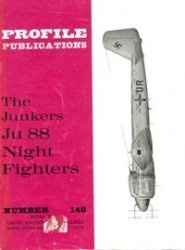 Книга The Junkers Ju 88 Night Fighters (Profile Publications Number 148)