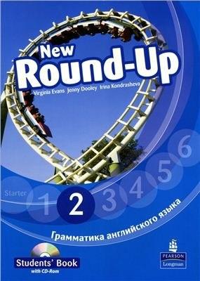 Книга Учебник Английский язык New Round Up 2  Russian Edition