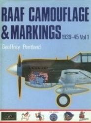 Книга RAAF Camouflage & Markings 1939-1945 Vol 1