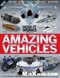 Книга How it Works Book of Amazing Vehicles Volume 1 Revised Edition