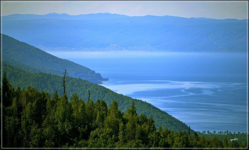 Байкальские просторы