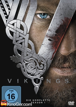 Vikings Staffel 01-04 (2013)